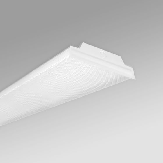 Alcon 12516-S Surface-Mounted Antimicrobial Wraparound LED Light