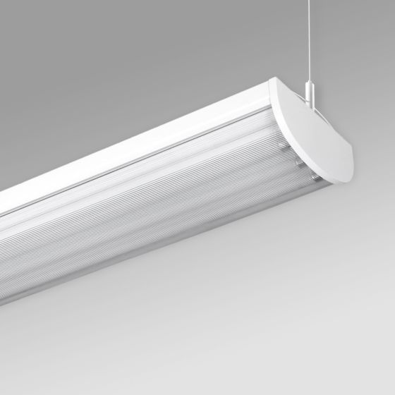 Alcon 12518-P Linear Antimicrobial LED Pendant Light
