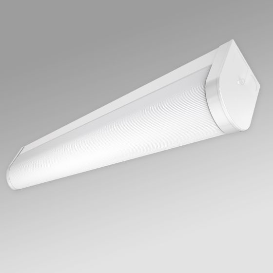 Alcon 12519-S Antimicrobial Linear Surface-Mounted Ceiling LED Light