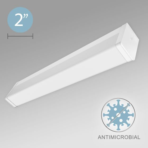 Alcon 12520-S Linear Antimicrobial Surface-Mounted LED Light