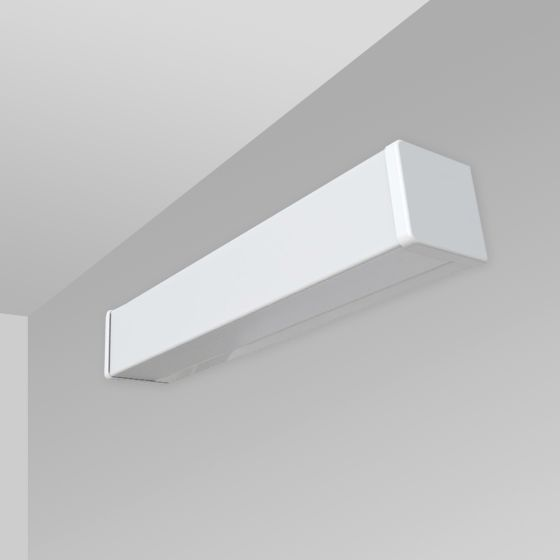 Alcon 12523-W Antimicrobial Linear LED Wall Light