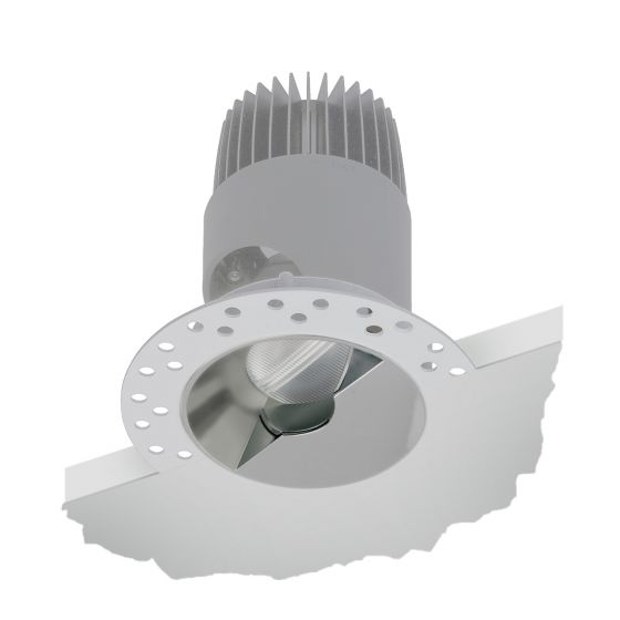 Alcon 14121-WW Recessed Trimless 2-Inch LED Wall Wash Light