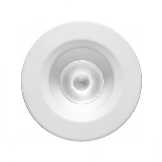 Alcon 14142-R-DIR Recessed 1-Inch Fixed-Round LED Outdoor Downlight