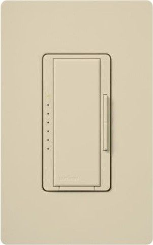 Lutron Maestro Vacancy Sensor 600 Watt Multi-Location Dimmer