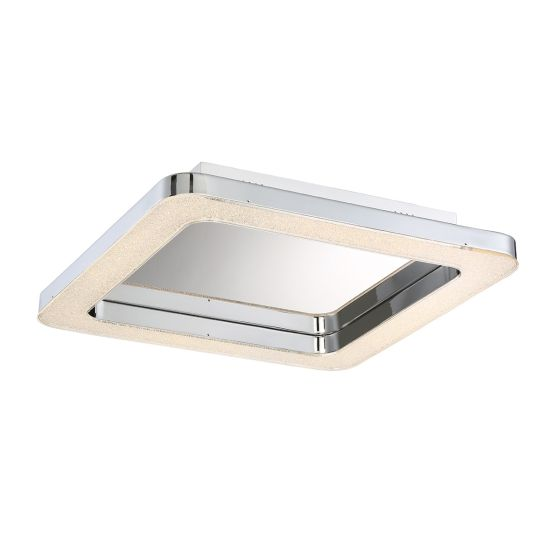 Alcon Lighting 11129 Quadrato Small 14.25 Inch LED Architectural Flush Mount