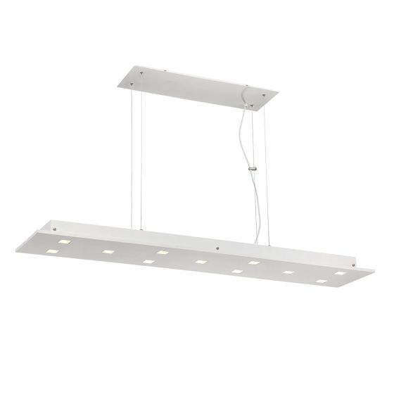 Alcon Lighting 12156 Cuadra 11-Light LED Architectural Suspended Pendant
