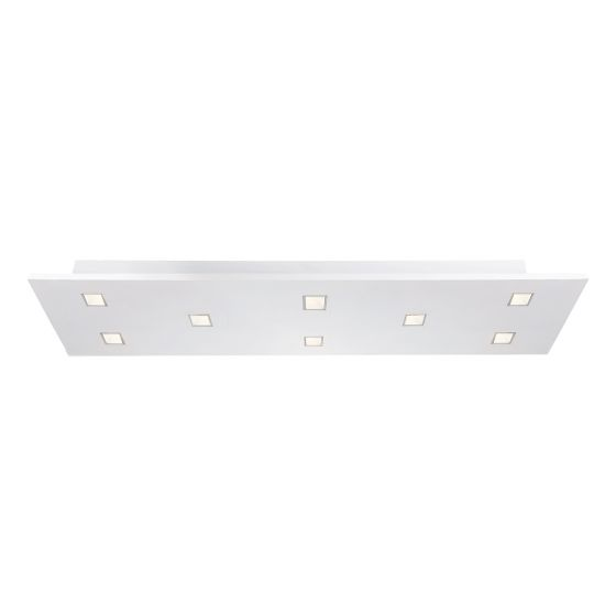 Alcon Lighting 11127 Cuadra 8-Light LED Architectural Surface Mount