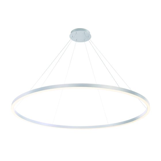 Alcon Lighting 12233 Cirkel Large 60.75 Inches LED Architectural Suspended Pendant Chandelier