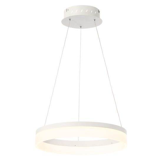 Alcon Lighting 12240 Bandini Small 15.75 Inches Architectural LED Suspended Pendant Chandelier
