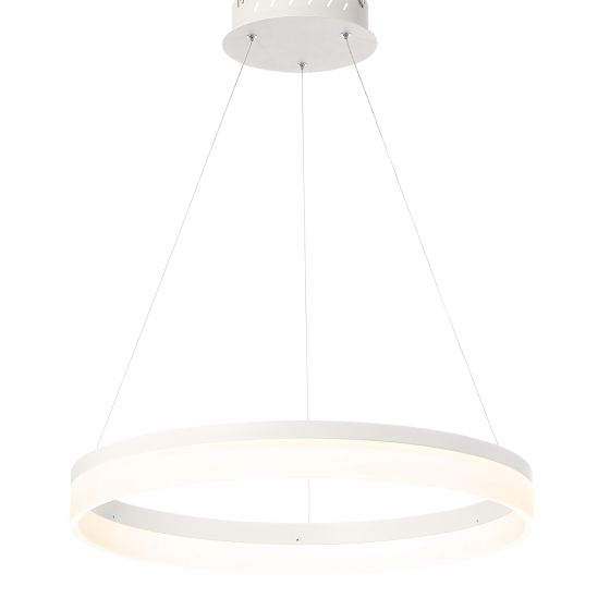 Alcon Lighting 12242 Bandini Medium 23.25 Inches Architectural LED Suspended Pendant Chandelier
