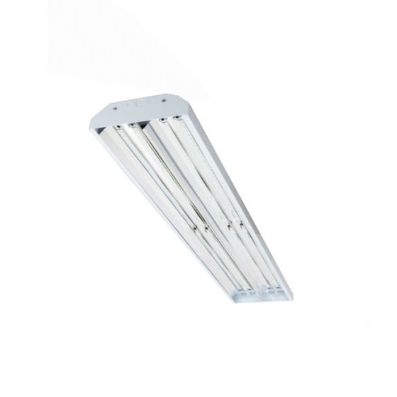 Maxlite BLHT115USD4810EM 105 Watts 5000K BayMAX LED High Bay Lighting Linear Pendant Fixture with Emergency Battery Backup