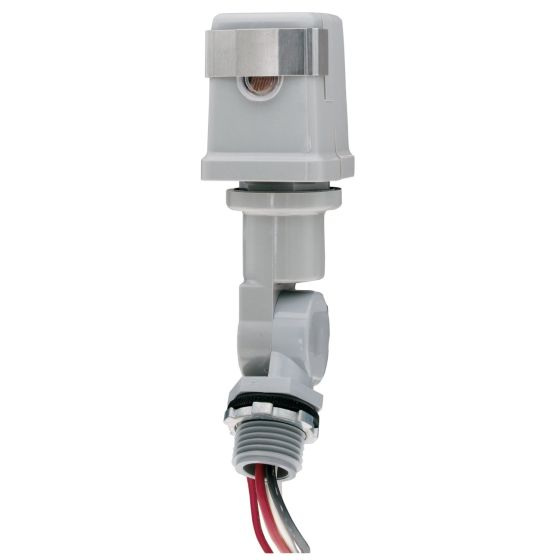 Intermatic K4221C 120-Volt Stem and Swivel Mount Photo Control 120V