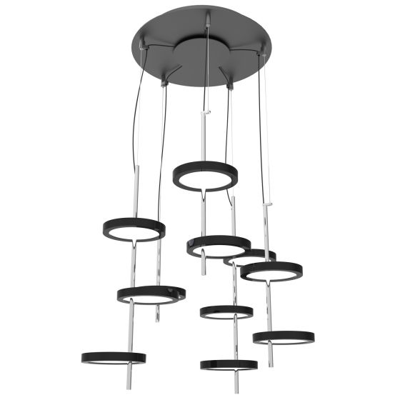 Nenufar Pre-Set 5B LED Multipoint Pendant from MARSET