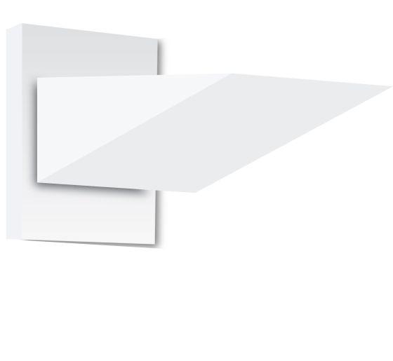 Belfer Lighting WS7215-LED-120V LED Wedge Light Wall Mount Sconce