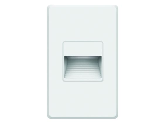Alcon Lighting 9050 Ara LED Architectural Vertical Baffle Louver Recessed Pathway/Step Light