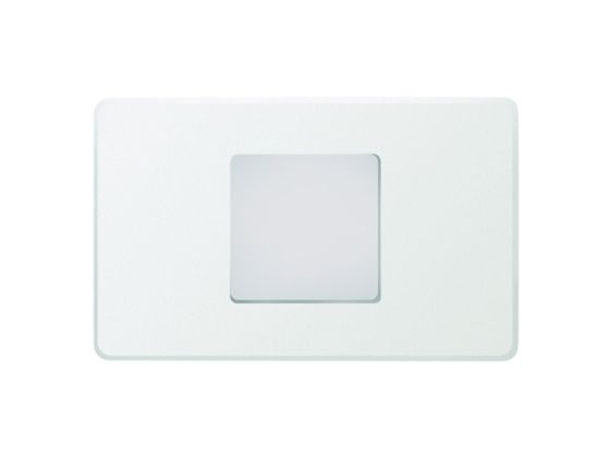 Alcon Lighting 9051 Ara LED Architectural Horizontal Translucent Open Lens Recessed Pathway/Step Light