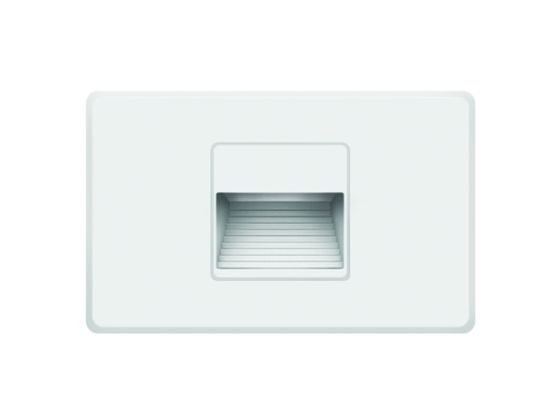 Alcon Lighting 9052 Ara LED Architectural Horizontal Baffle Louver Recessed Pathway/Step Light