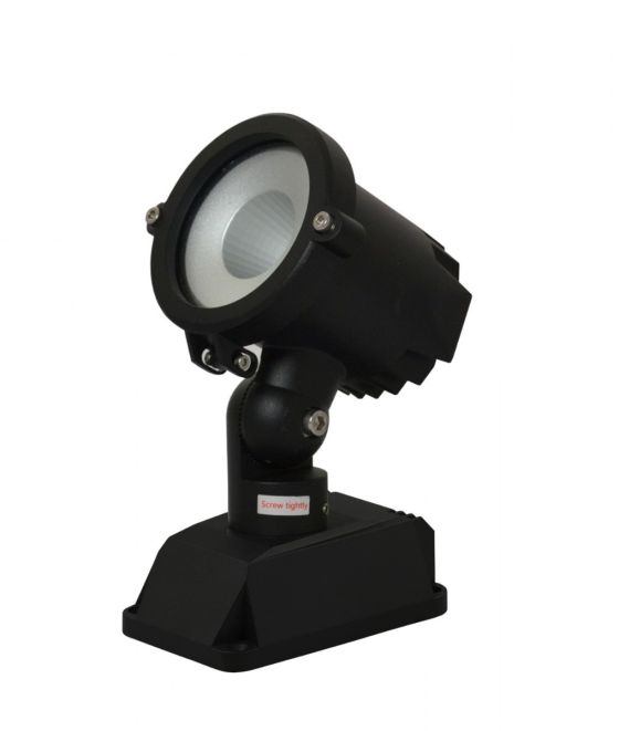 "Alcon 4"" Adjustable Commercial-Grade LED Floodlight"