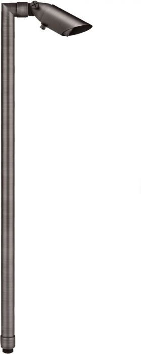 Alcon Lighting 9106 Jacinto Landscape Architectural LED 24 Inch Low Voltage Path Light