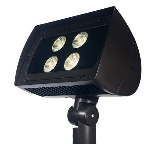 MaxLite AFD150U341KLBSS 152 Watt Architectural Outdoor LED Flood Light Fixture
