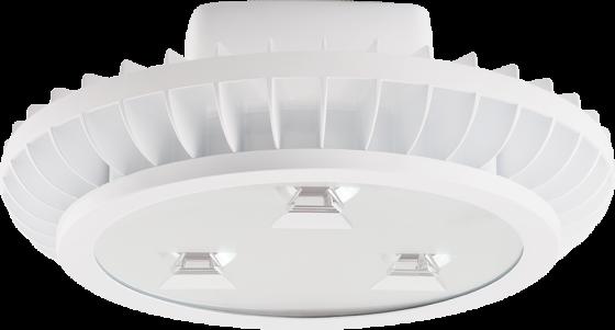 RAB AISLED78 78 Watt LED High Bay Lighting Round Surface Mount Fixture