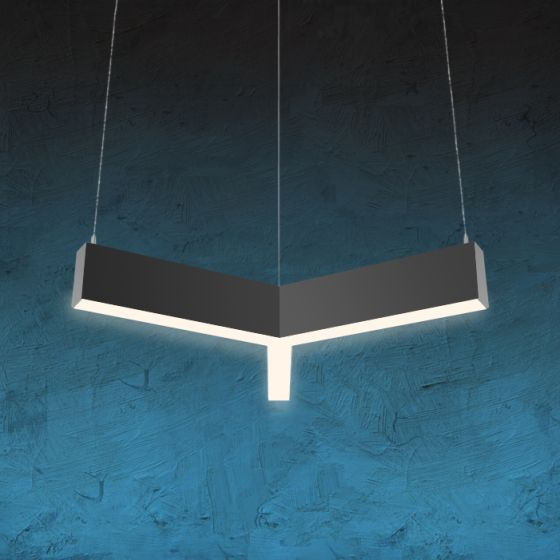 Alcon Lighting 12134 Trinity Suspended Pendant Direct Light Fixture