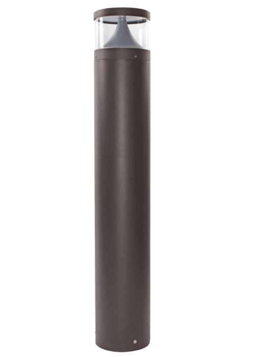 Alcon Lighting 9037 Baliz LED 40 Inch Flat Top High Efficiency Bollard Pathway Lighting