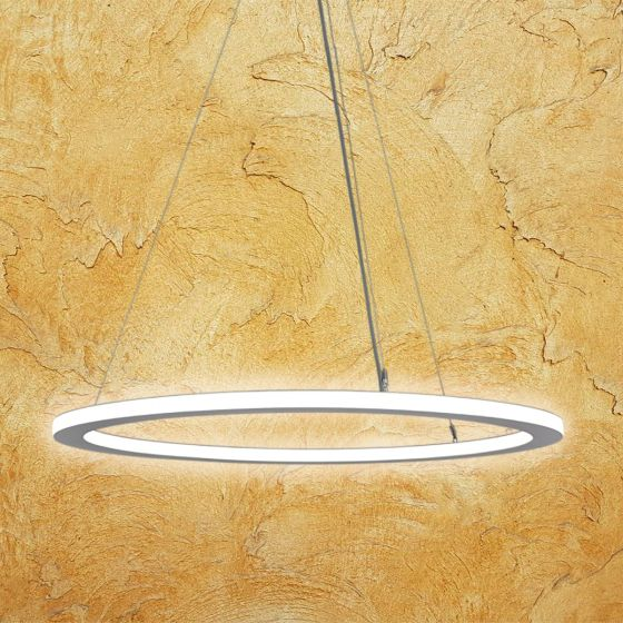 Alcon Lighting 12280 Circline Architectural LED Circular Pendant Mount Light Fixture