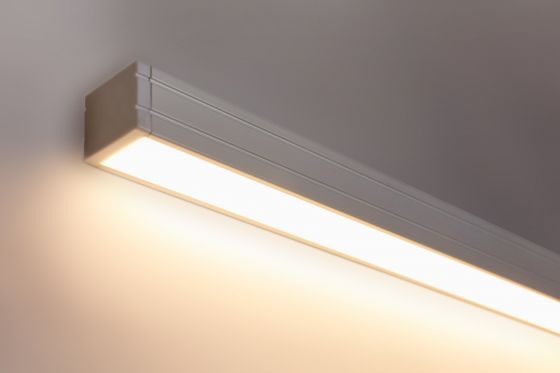 Alcon Lighting 14220 Architectural LED Linear 120V Light Bar for Under Cabinet & Cove Lighting with Color Temperature Switch