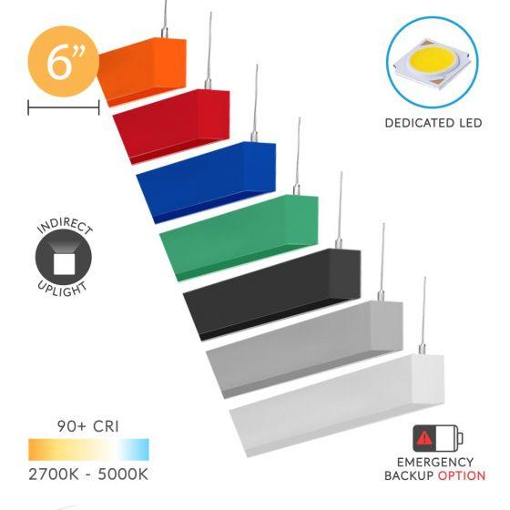 Alcon 12100-66-P-I Continuum 66 Architectural LED Pendant