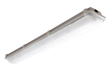 Alcon Remy 11173 Low Profile Vaportite LED Garage Canopy Light