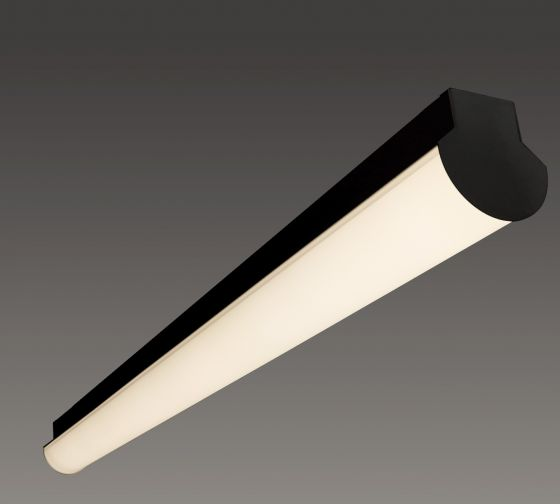 Alcon Lighting 11108 Lombardy Industrial Series Commercial LED Linear Surface Mount Direct Down Light Strip