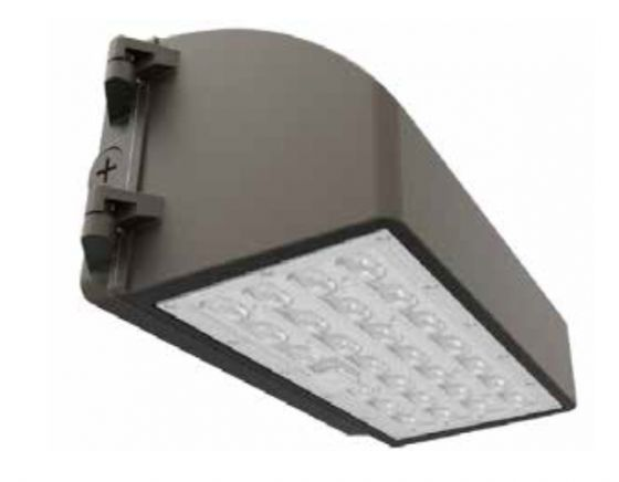 Alcon Lighting 11145 Architectural Outdoor LED Full Cut-off Wall Pack | DLC Premium