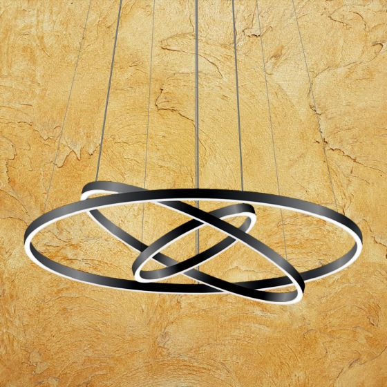 Alcon 12281 3-Ring LED Pendant Light