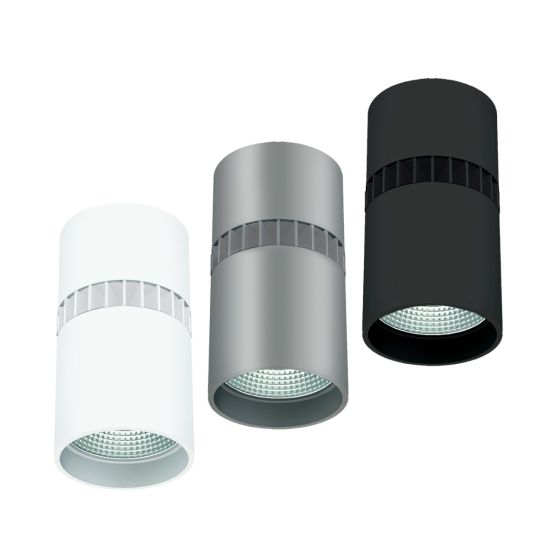 Alcon 12301-4 LED 4-Inch Surface or Suspended Cylinder Light