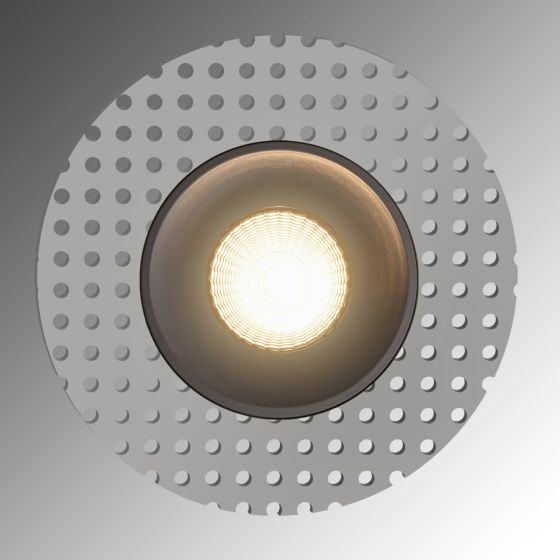 Alcon Lighting 14074-RF Illusione 4 Inch Round Architectural LED Trimless Flush Mount Recessed Light Fixture