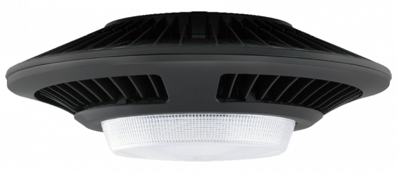 RAB GLED52 52 Watt LED Outdoor Garage Light Fixture