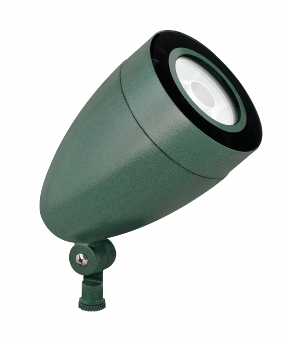RAB LED 13 Watt 3000K Warm White LED Flagpole Spot Light