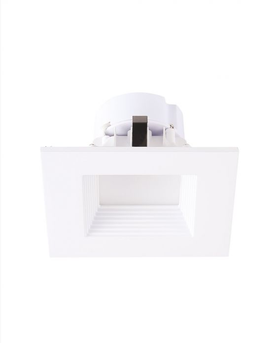 Alcon Lighting Escala 14009 4 Inch Square Architectural LED Recessed Down Light