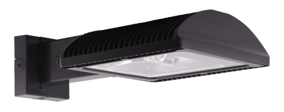 RAB WPLED2T125 125 Watt LED Outdoor Wall Pack Fixture Type 2 Distribution