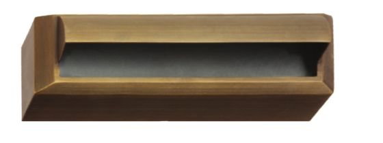 Alcon Lighting 9407-S Marshall Architectural LED Low Voltage Step Light Surface Mount Fixture
