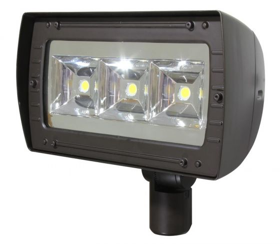 MaxLite AFD110U641KLBSS 103 Watt Architectural Outdoor LED Flood Light Fixture