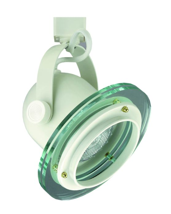 Alcon Lighting Oasis 13116 LED Track Light Fixture with Round Back