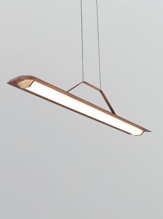 Cerno Penna LED Linear Suspension Light