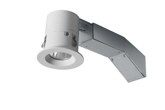 RAB 2 Inch Round Remodel LED Recessed Light RDLED2R8