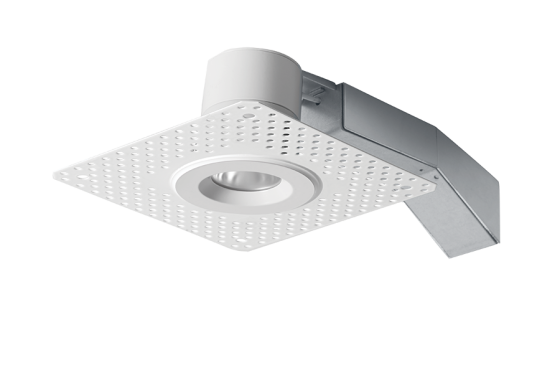 RAB 2 Inch Trimless Look Round Remodel LED Recessed Light RDLED2R8-TL