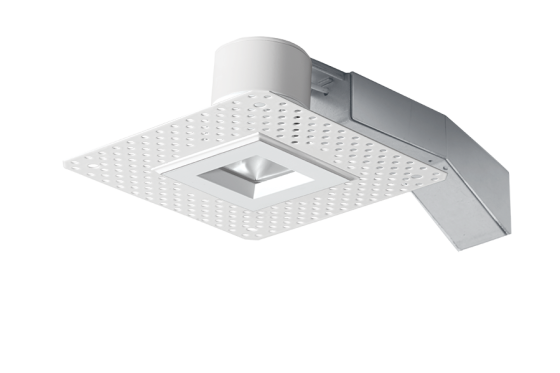 RAB 2 Inch Trimless Look Square Remodel LED Recessed Light RDLED2S8-TL