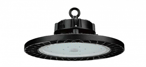 Alcon Lighting 15221-1 Roswell Architectural LED Round 14 Inch UFO High Bay Direct Down Light