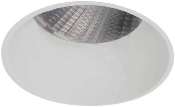 Alcon 14131-WW 2-inch Trimless Shallow Round Wall Wash Recessed LED Light