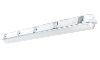 RAB SHARK Linear 4 foot LED Washdown Fixture